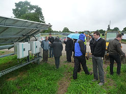REC Solar Panles in Croatia