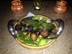 Fresh Figs from our own Fig Trees