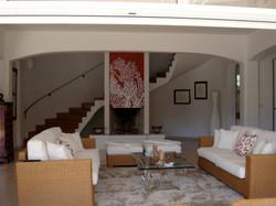 Villa Almadria Sitting Area