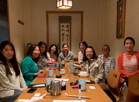 Irving 地域ランチ会 (Regional Lunch in Irving)  5/17/2019