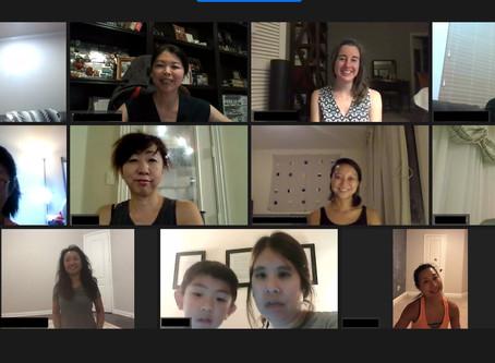 セルフマッサージ バーチャルセッション (Self Massage Virtual Session 9/17/2020)