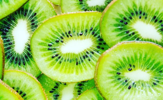 K is for kiwi...