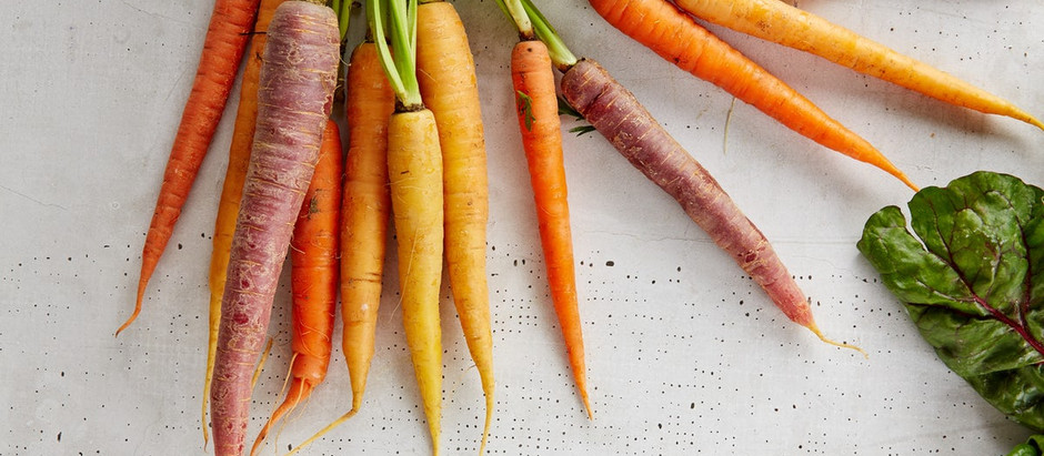 C is for carrots...