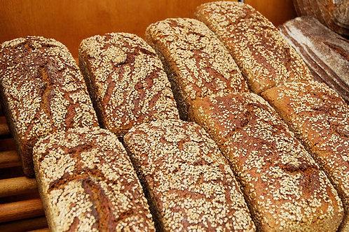Dinkel-Krasten-Brot