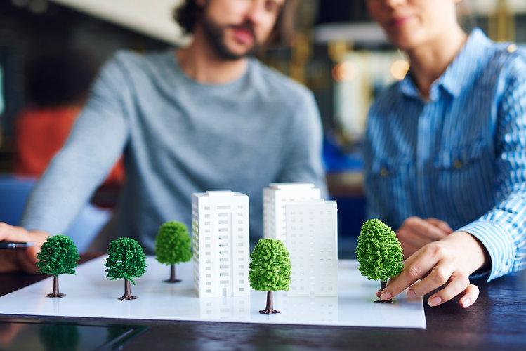 Développement et construction nouveau quartier