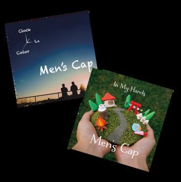 Men's Cap Original Album ~ ケルト音楽|ケルティックミュージック・アイリッシュミュージックバンド