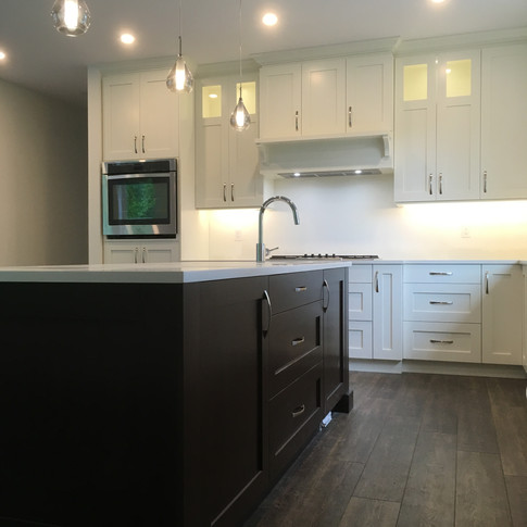 Eurstyle Kitchens Project Caryks Rd