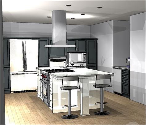 Eurstyle Kitchen Design