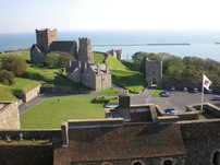 Dover Castle view from the top.JPG