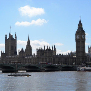 London Big Ben and Houses of Parliament