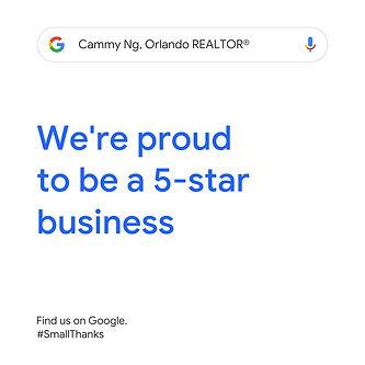 Google Rating 6 - Social Post - Small Th