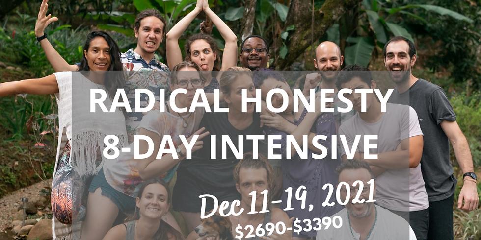 Radical Honesty | 8 Day Intensive Workshop