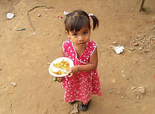 Pigtail Girl with Plate.JPG