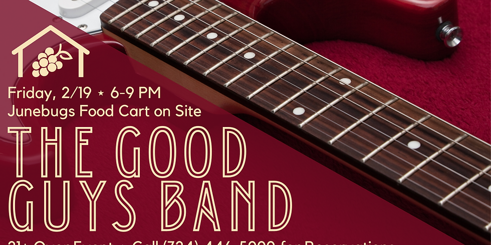 Music by The Good Guys