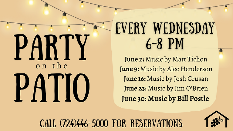 Party on the Patio