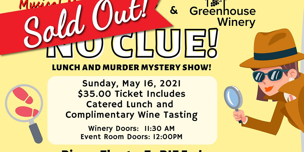 Murder Mystery Brunch