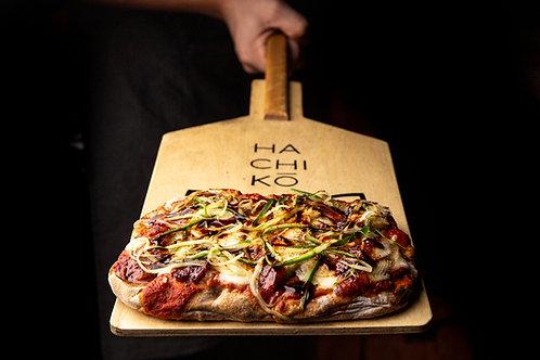Пицца с угрем