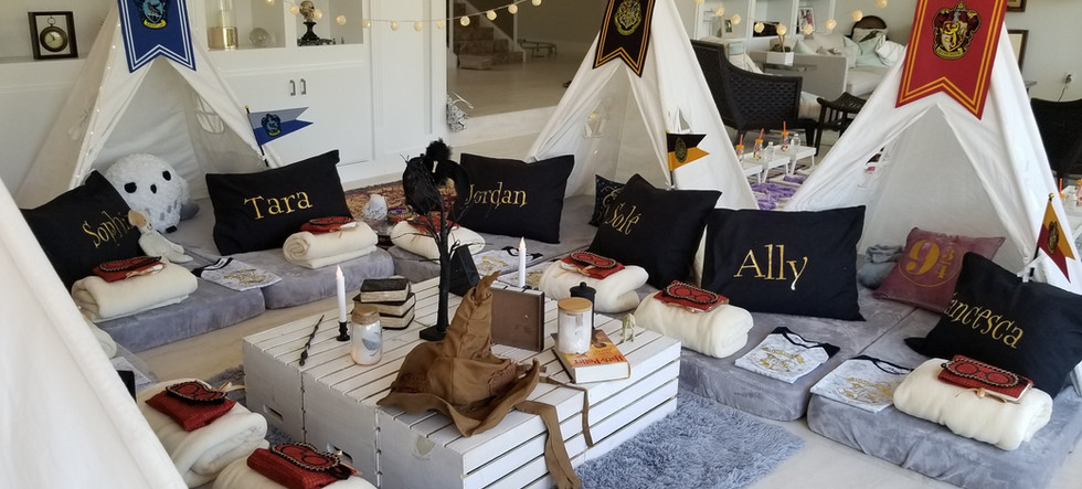 Harry Potter Party by PJ Party Miami