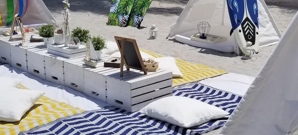 Beach Theme Party By PJParty Miami