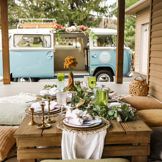 Luxury Pop-Up Picnic with Norma Jean