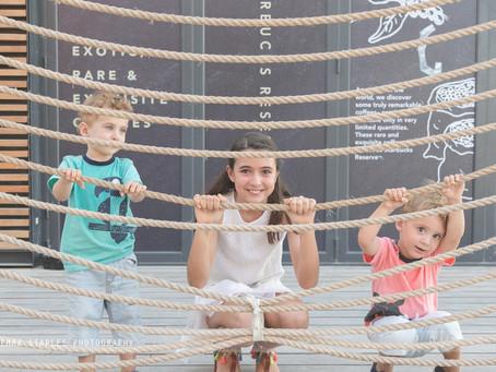 Peek-A-Boo | Family Photoshoot | Dubai