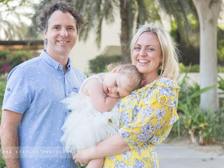 Family M | Family Photoshoot | Dubai