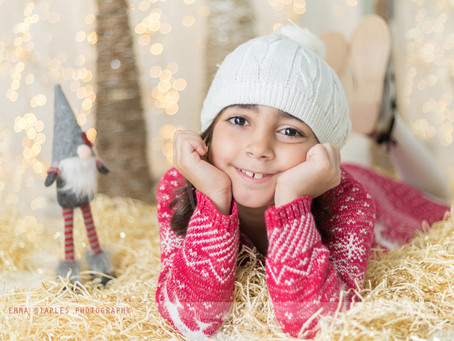 Bokeh Bling | Christmas Photoshoot | Dubai
