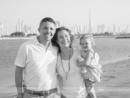Sea Views | Family Photoshoot | Dubai