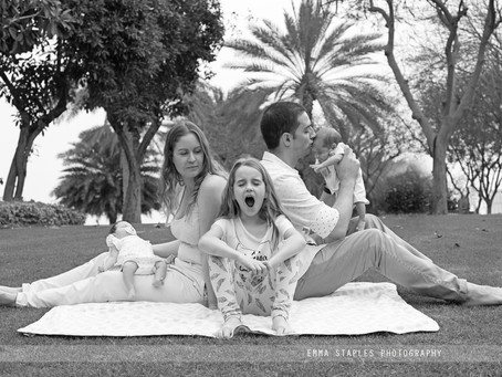 Park Life | Family Photoshoot | Dubai