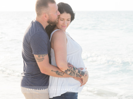 Mr & Mrs S | Maternity Photoshoot | Abu Dhabi