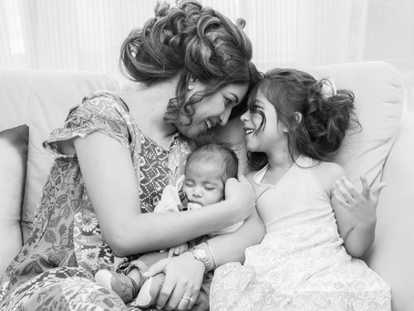 Sofa Love | Family Photoshoot | Dubai