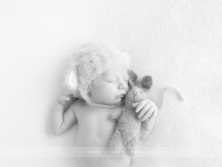 Morning Naps | Newborn Photoshoot | Abu Dhabi