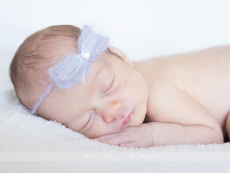 Baby M | Newborn Photoshoot | Dubai