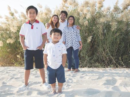 5 Go Exploring | Family Photoshoot | Dubai