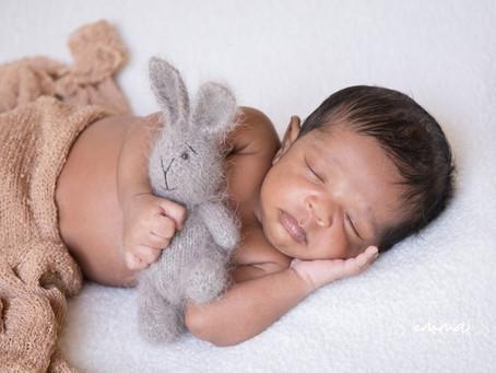 Family K | Newborn Photoshoot | Dubai