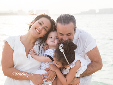 Family H | Family Photoshoot | Dubai