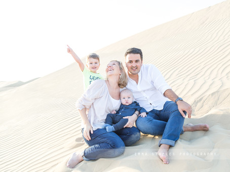 Family S | Family Photoshoot | Dubai