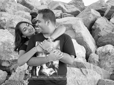 Love Is All You Need | Honeymoon Photoshoot | Dubai