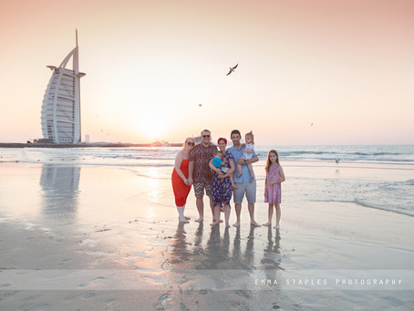 Family Mc | Family Photoshoot | Dubai
