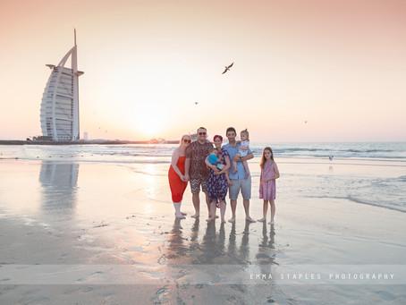 Family Mc | Family Photoshoot | Dubai