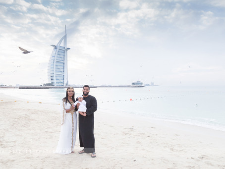 Family M | Family Photoshoot | Dubai