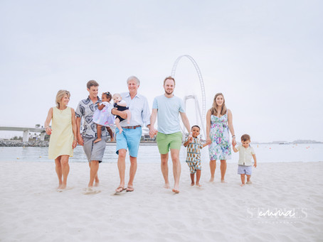 Family E | Family Photoshoot | Dubai
