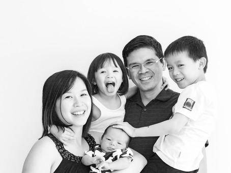 Five Have Plenty Of Fun | Newborn Photoshoot | Dubai