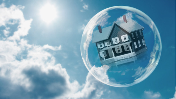 Worried about a Real Estate Bubble? Here's why you shouldn't be... At least in Bay Area Real