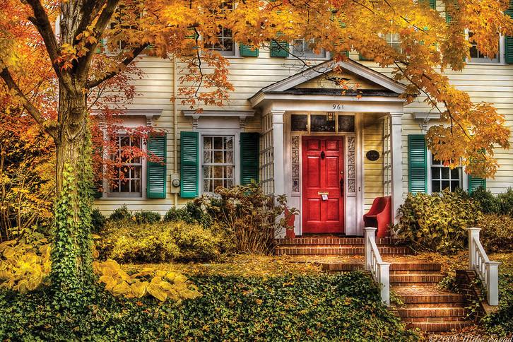 Homeowner's Fall Checklist