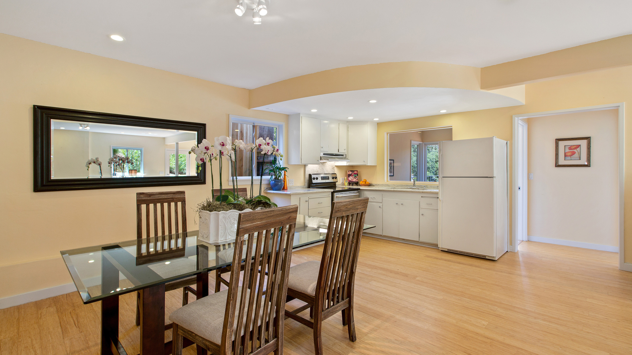 In-law dining/kitchen