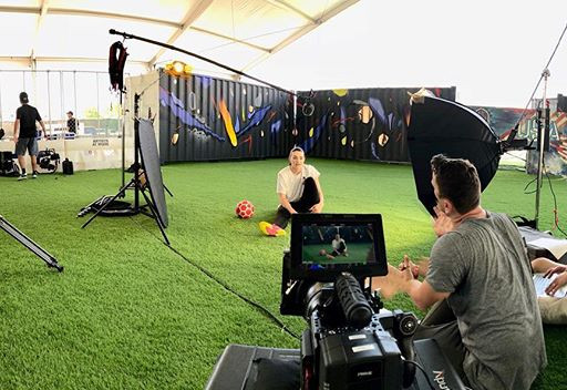 #TBT to workin with _redbull in Miami ⚽️