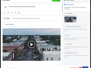 """Why Facebook's """"Premiere"""" Feature is TheBomb.com"""