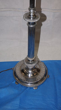 1930s Art Deco Lighted Register Stand Or Podium