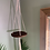 Thumbnail: Macrame & Wood Hanging Planter